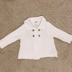 3/$10 - Old Navy Cardigan Sweater, 3-6months